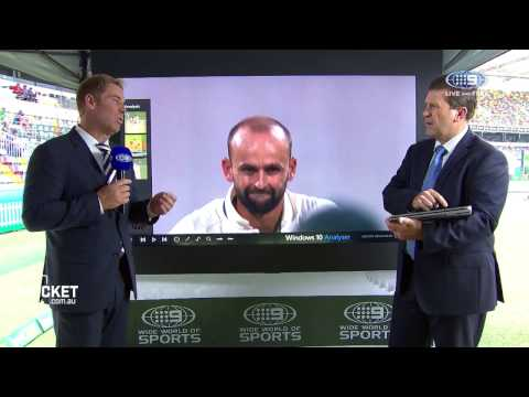 Warne discusses Lyon with the Windows 10 Analyser Mp3