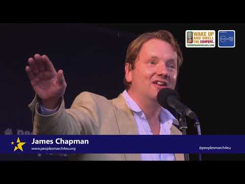 James Chapman - People's March for Europe - 9th Sep 2017