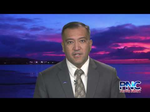 Gov. Calvo's Personal Preference is Statehood for Guam