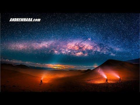 Shooting Mauna Kea With Photographer Andrew Hara
