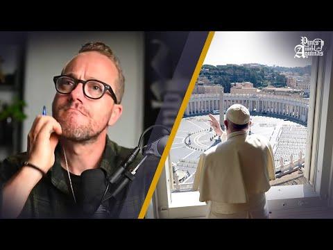 I stopped defending Pope Francis w/ Joe Heschmeyer