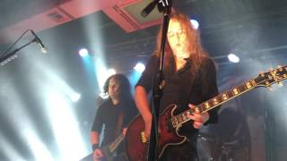 Kreator Tour 03-19-2017 (Army of Storms)