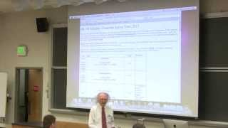 #1 Biochemistry Lecture (Introduction) from Kevin Ahern's BB 350