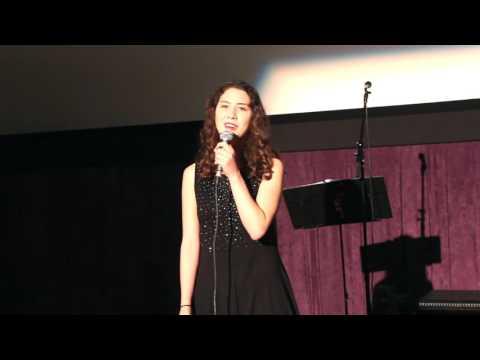 """Love is Born Anew"" Rebecca Zinke 7-3-2016 LA Family Church Band"