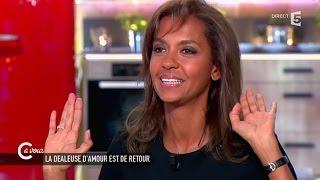 La blague de Karine Le Marchand - C à vous - 17/06/2015