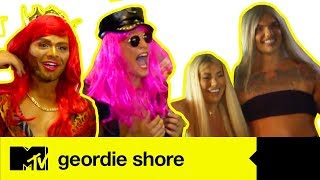 Ep #8 Highlights: Nathan Makes The Lads Do Drag For His Birthday Night Out | Geordie Shore 1707