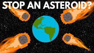 How Do We Stop Asteroids From Destroying Us? | Life Noggin On Stage!