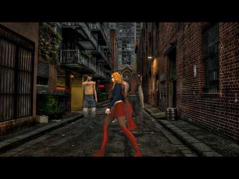 Supergirl The Video Game Walkthrough ITA Part 5