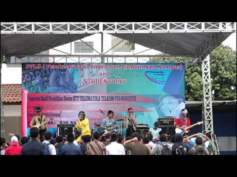P3K Band - Mahluk Tuhan Paling Buruk (STT Telkom Purwokerto)