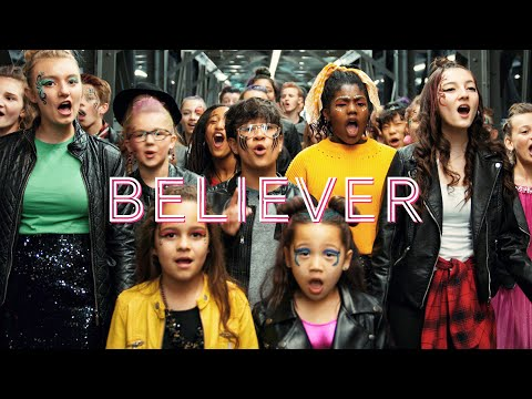 Imagine Dragons - Believer (Thunder) by One Voice Children's Choir