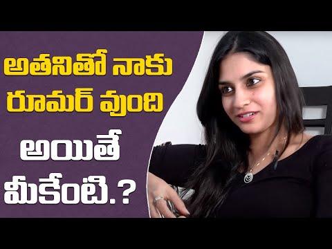 Mudda mandharam fame SANDRA Interview    Part-2    Hangout with Naveena
