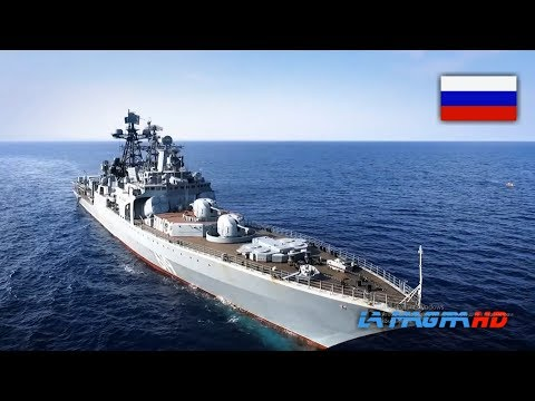 Russian Navy: Project 1155 Fregat - Udaloy II Class Destroyer [1080p]