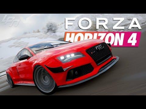 Breiter als der Türsteher! - FORZA HORIZON 4 Part 119 | Lets Play thumbnail