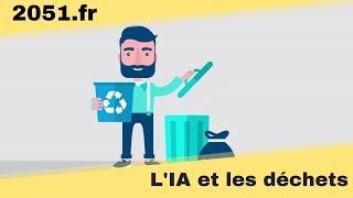L'IA dans la gestion des déchets