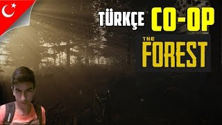 The Forest Türkçe Multiplayer Coop - İlk Gün w/ OyunPortal - Bölüm 1