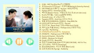 [Korean Song Hit Ost.] รวมเพลงประกอบซีรีย์เกาหลีเพราะๆ น่าฟัง Vol.1 ◕‿‿◕。