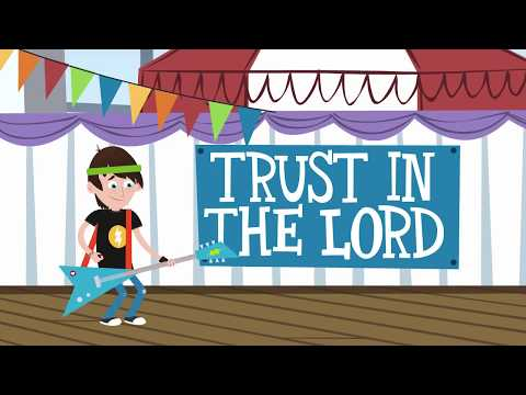 The Rizers- Proverbs 3:5-6 (Trust In The Lord)