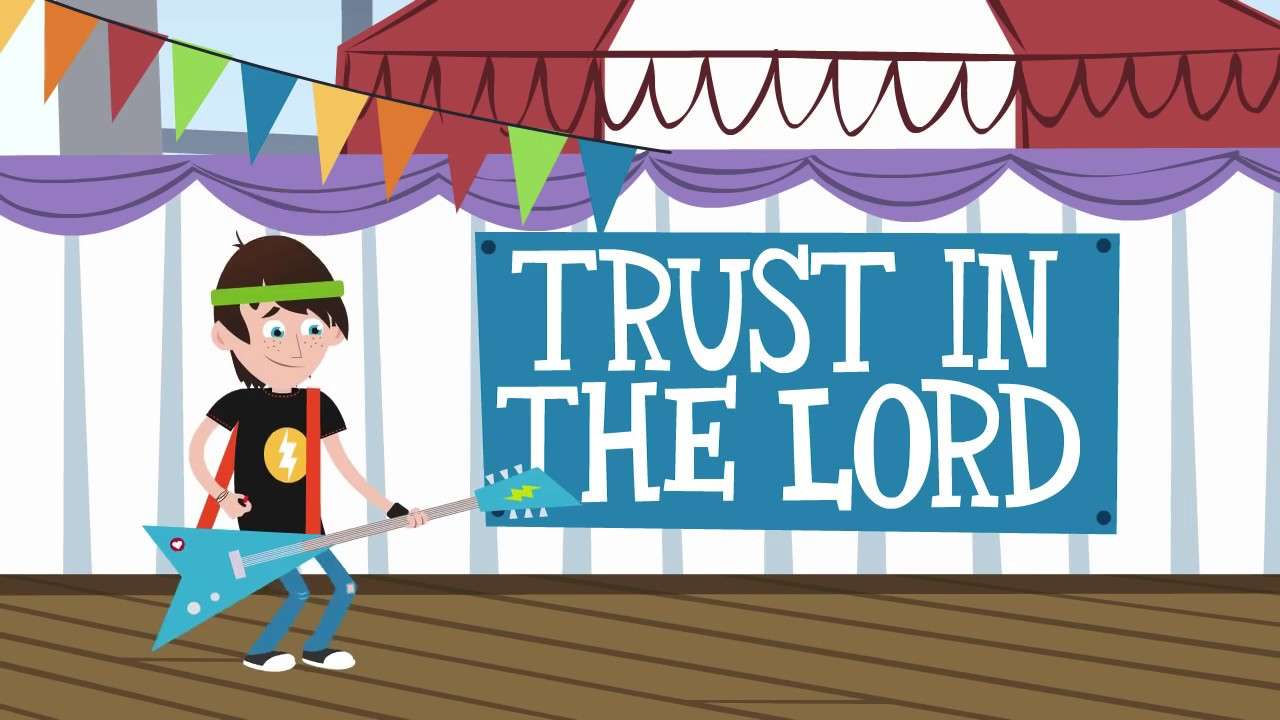 Download The Rizers- Proverbs 3:5-6 (Trust In The Lord)