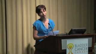 Life After Bladder Cancer -- Different But Great - Zina Lombardi, Hamilton Patient Meeting, May 2012