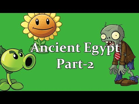 New Episode  Pvz2 ( Ancient Egypt Part 2 )- Gaming Zia