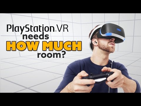 PlayStation VR Needs HOW MUCH Space?! - The Know