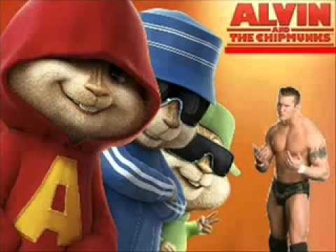 Alvin and the chipmunks randy orton theme song