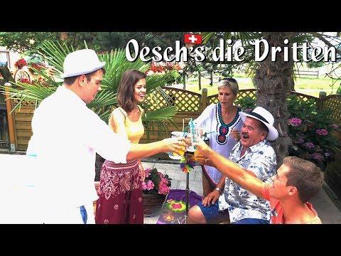 Oesch's Die Dritten - Aääh-hä  *LIVE-JAM*