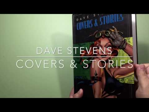 Dave Stevens - COVERS & STORIES