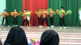 Video | nhảy erobic của lớp 8B | nhay erobic cua lop 8B