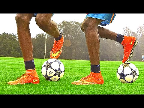How to Improve Your Ball Control & Soccer Skills in Less than 5 Minutes!