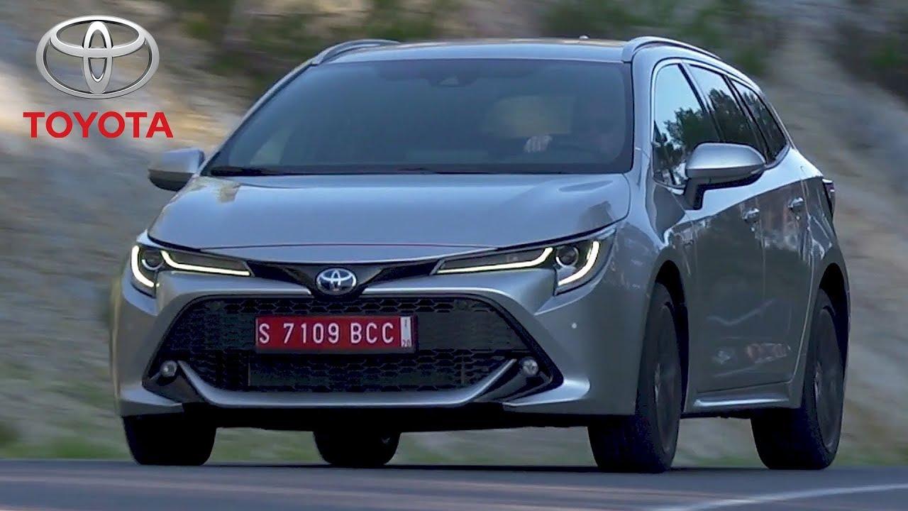 2019 Toyota Corolla Touring Sports 1.8L Hybrid | Driving, Interior, Exterior (EU Spec)