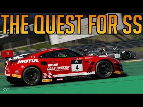 Gran Turismo Sport: End of My SS Dreams thumbnail
