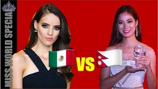 Miss World 2018 is Miss Mexico, Vanessa Ponce