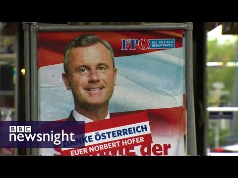 What does the rise of the far right tell us about Austria? BBC Newsnight