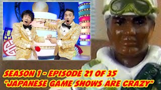 Japanese Game Shows Are Crazy - Afghan Vagina Tank Mission 21 of 35