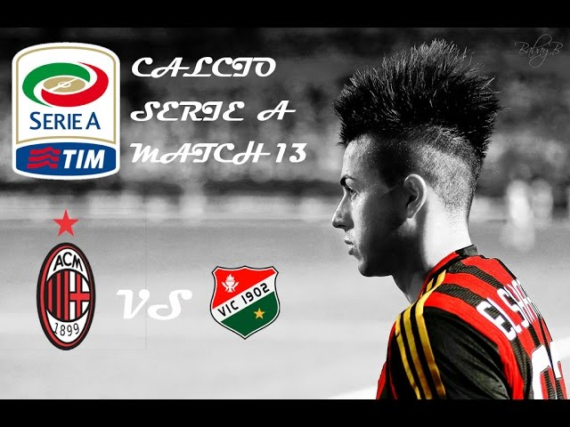 Pes 2015 ac milan vs vocchaioni [calcio serie a]