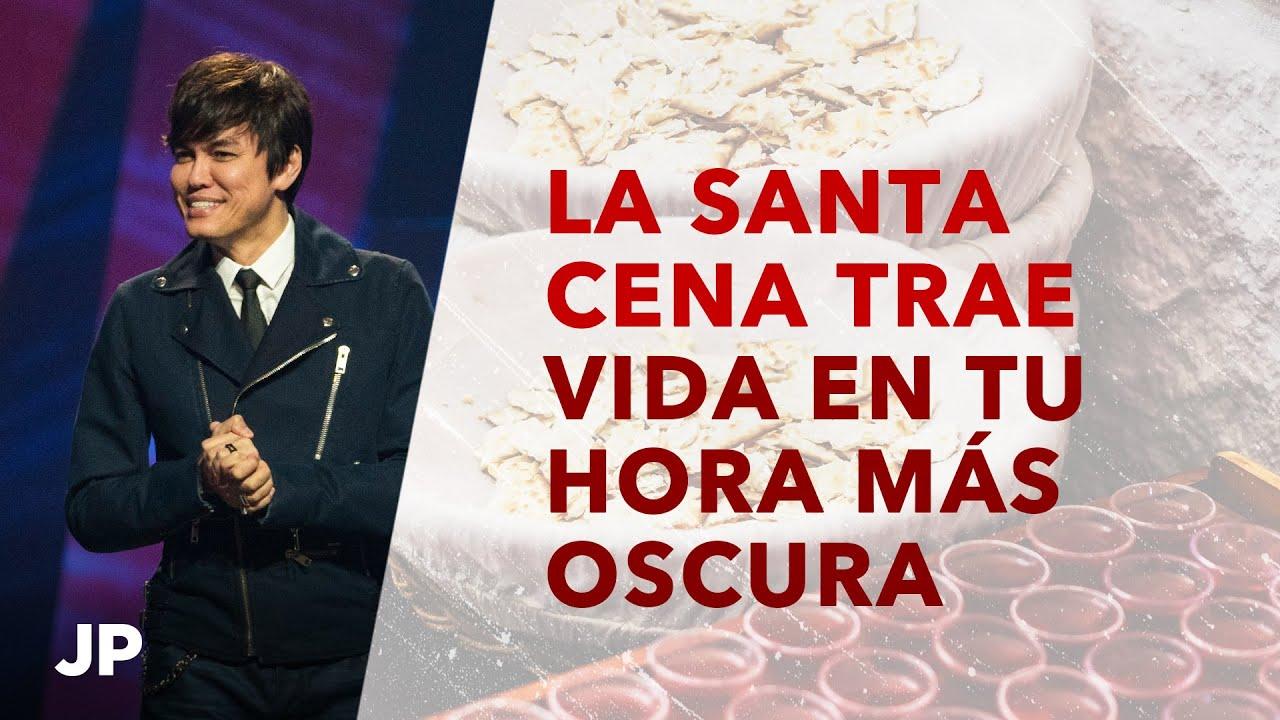 La Santa Comunión Trae Vida en Tu Hora Más Oscura | Joseph Prince Spanish