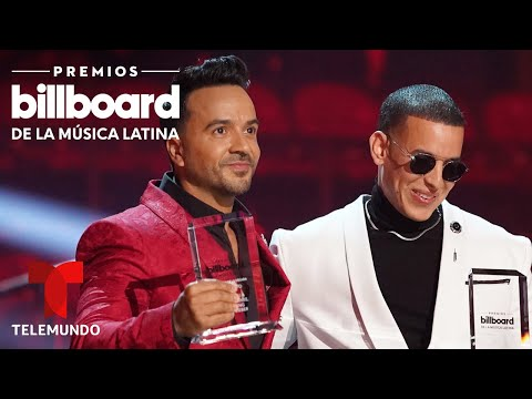 'Despacito' gana el Billboard Canción Latina de la Década | Premios Billboard 2020 | Entretenimiento