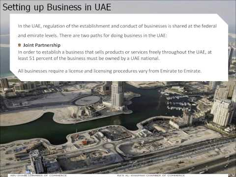 Opportunities for Doing Businesses Within UAE