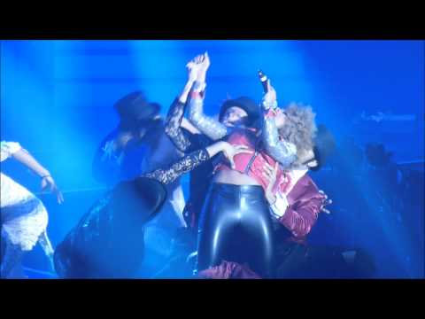 Fleur East - Thriller - X Factor live tour - Bournemouth 19/02/15