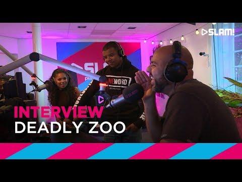 Deadly Zoo: 'GrandSlam 'One Word' lag al een jaar op de plank' |  SLAM!
