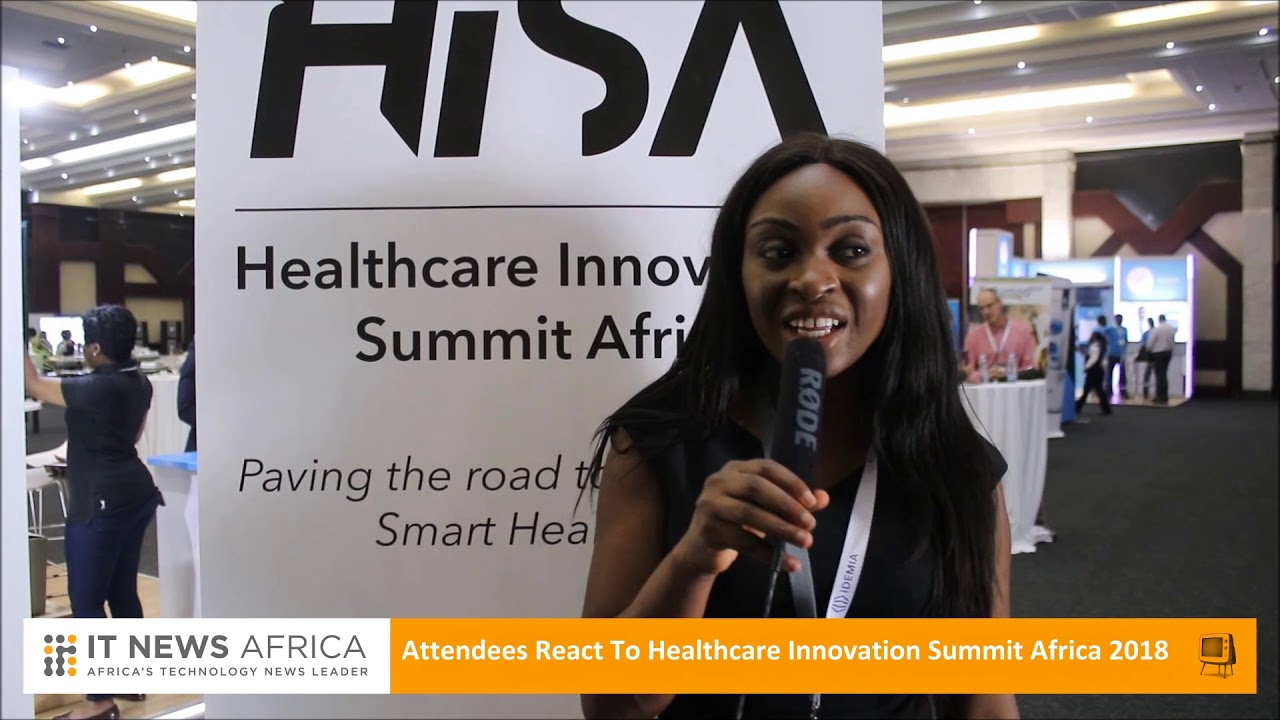 Attendees react to Healthcare Innovation Summit 2018