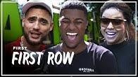 JOSYLVIO, LATIFAH en POKE weten NIKS van NL HIPHOP?! | APPELSAP FIRST ROW