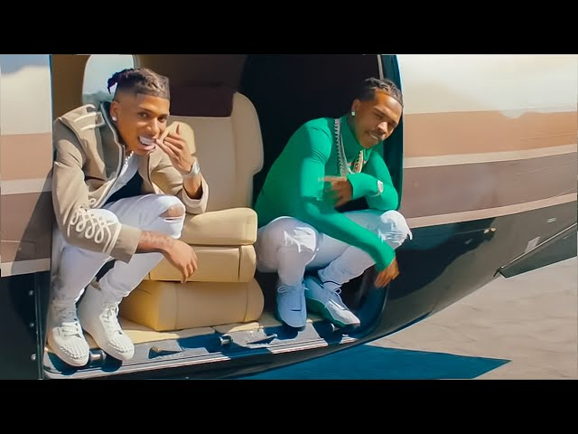 NLE Choppa - Narrow Road feat. Lil Baby (Official Music Video)