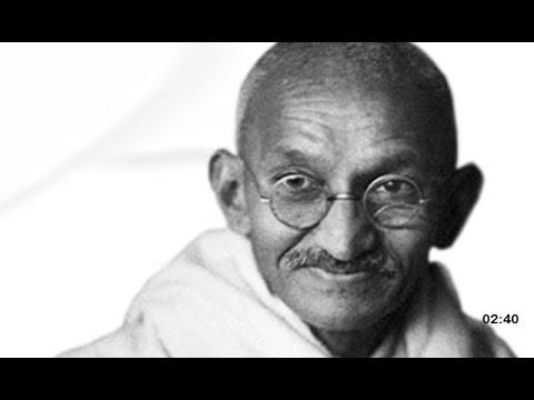 """""""No sueñes tu vida, vive tu sueño"""" - Mahatma Gandhi"""