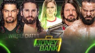 WWE Money inthe Bank 2018 Highlights ! Final Updates ! Results ! Full Show ! Ladder Match 2018 !