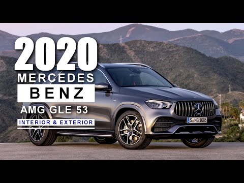 2020 Mercedes Benz AMG GLE 53 interior & exterior - You must see