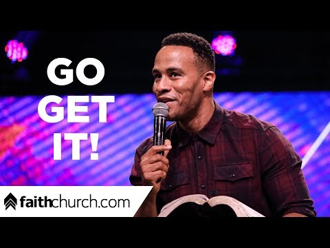 Go Get It - DeVon Franklin