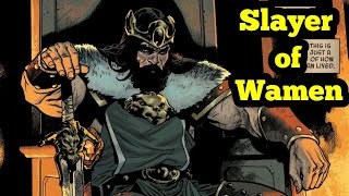 Conan The Barbarian brings toxic masculinity back to Marvel Comics