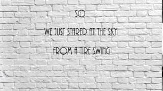 From A Tire Swing By Lydia Lyrics